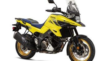 """EICMA: Suzuki V-Strom 1050: """"Moto tutta nuova per il meglio su strada"""""""