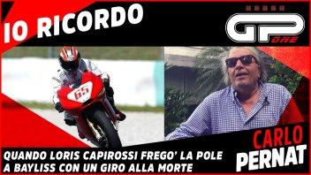"MotoGP: Pernat: ""Quando Capirossi fece un giro alla morte e fregò Bayliss"""