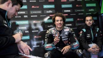 """MotoGP: Morbidelli: """"Per vincere in MotoGP non basta essere il più veloce"""""""