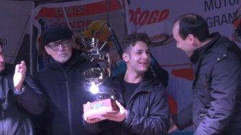 Moto3: Lorenzo dalla Porta: in onore della nonna e di Freddie Spencer