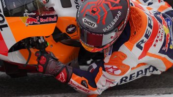 MotoGP: Marc & Alex Marquez: the terrible brothers in action in Sepang