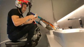 News: Toni Bou stays home... and turns it into a training track