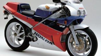 Moto - News: Honda RC30: adesso si possono restituire le ali alla Fenice