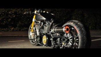 Moto - News: Charlie Stockwell: Harley-Davidson Unorthodox