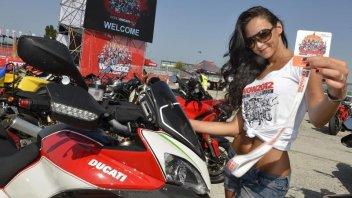 Moto - News: Il World Ducati Week punta al record