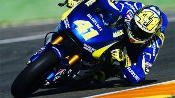 MotoGP: Suzuki cerca più potenza e affidabilità