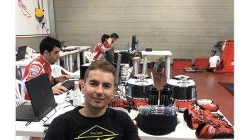 MotoGP: Lorenzo ready for the Ducati test at Mugello