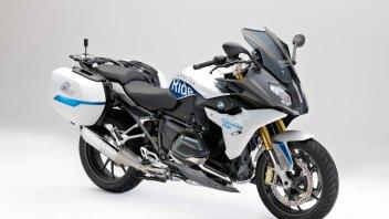 News Prodotto: BMW Motorrad: tecnologia, arriva la R 1200 RS ConnectedRide
