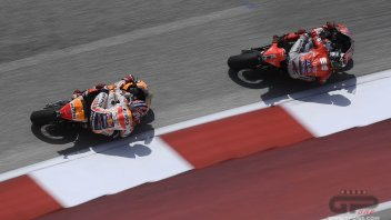 Marquez & Lorenzo: l'impero colpisce ancora