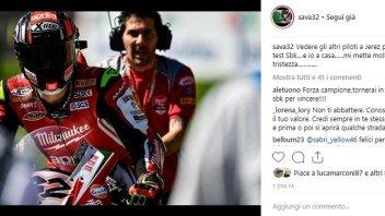 SBK: Savadori: gli altri piloti a Jerez ed io a casa. Che tristezza...