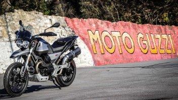 News Prodotto: Moto Guzzi: iniziata la produzione della V85 TT