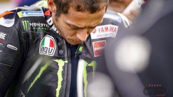 """MotoGP: Rossi: """"Se non risolveremo i problemi sarà difficile continuare"""""""