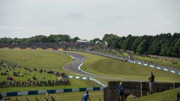 SBK: Donington spera nella Superbike, ma solo con il pubblico