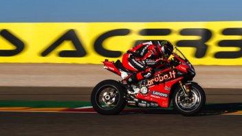 SBK: Redding e la Ducati si rialzano e battono Rea in Superpole Race