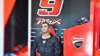 """MotoGP: Petrucci, Rossi positivo: """"Non credo sia stato sbadato, Vale è meticoloso"""""""