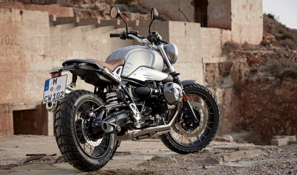 Design purista ed essenziale mala tecnica e la qualità è quella di una BMW