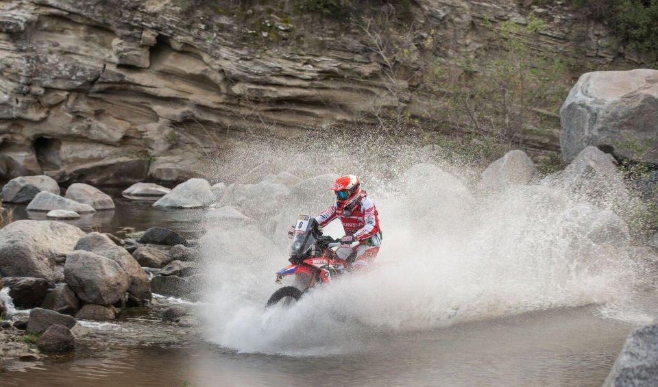 Il campione portoghese sarà l'apripista dell'evento in sella alla sua CRF 450 Rally