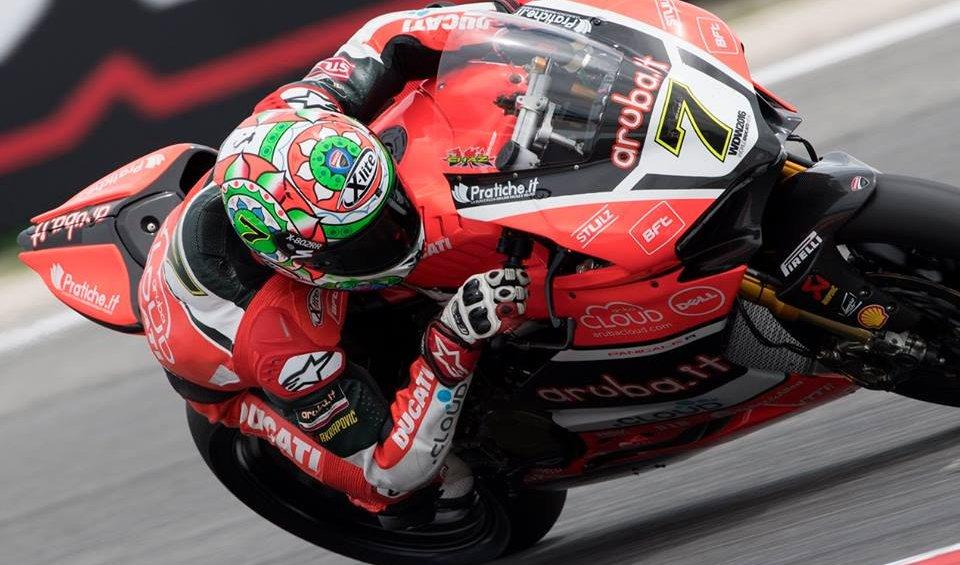 """Due giorni di test per Ducati sulla pista tedescacon Giugliano fiducioso: """"In Germania saremopiù competitivi"""""""