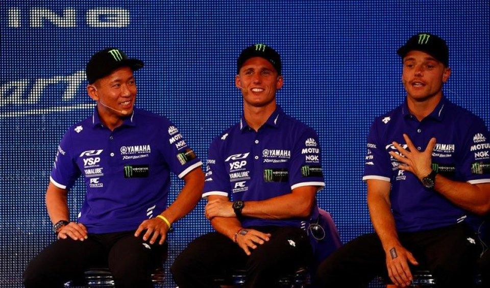 """Yamaha sogna il bis dopo il trionfo dell'ultima edizione, Nakasuga ècerto: """"Dando il massimo ripeteremo il risultato del 2015"""""""