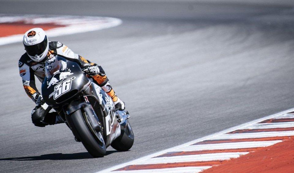 Impegnati in pista Kallio, Abraham e Hofmann, la prossima settimana nuove prove ad Aragon