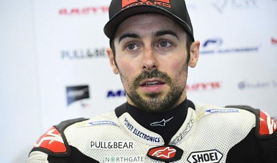 Il pilota irlandese lascia la MotoGP per tornare in sella alla Aprilia SBK con cui fu vice campione nel 2013