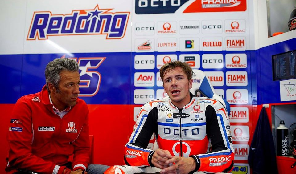 """The Brit after yesterday's contact with his team-mate:""""I've lost respect for him as a rider, he didn't even come andapologise"""""""