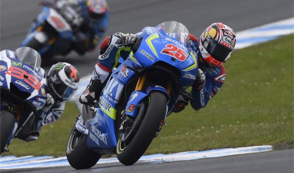 """Lo spagnolo lancia la sfida a Lorenzo, mentre Espargarò svela: """"Un podio nelle prossime garesarebbe eccezionale"""""""