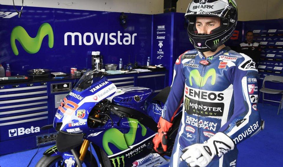 """Ma Jorge non si arrende: """"Se le Michelin funzionano, posso vincere tra una settimana aSepang"""""""