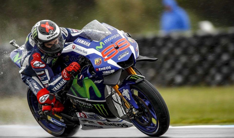 """Jorge ammette: """"In Australia si dovrebbe correre in un altro periodo dell'anno, prendendo spunto dalla Superbike"""""""