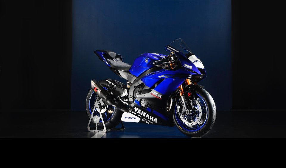 Eicma 2016 - Introducing the bike that will run in theFIM Supersport World Championship