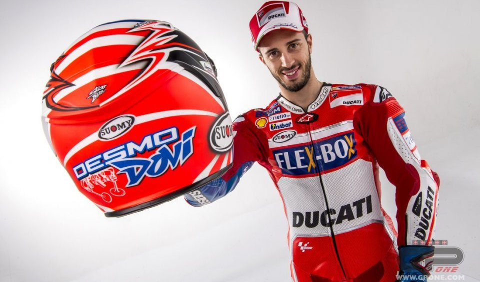 """I feel I'm at the best point of my career. Ducati is not yet the winning bike, but we are very close"""