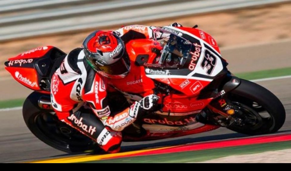 There is still one obstacle for the Italian, as Honda shows off its new bike, but the man to beat is still Rea