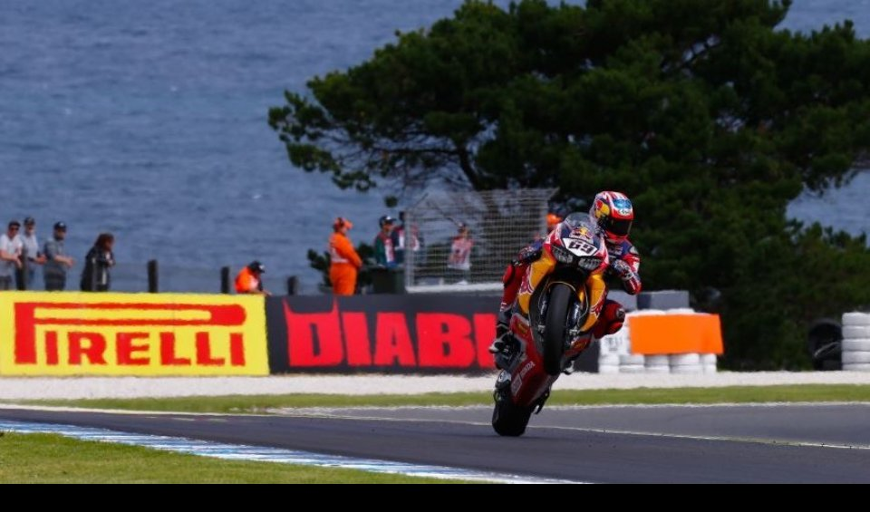 SBK: Hayden: too many risks with the Honda we have