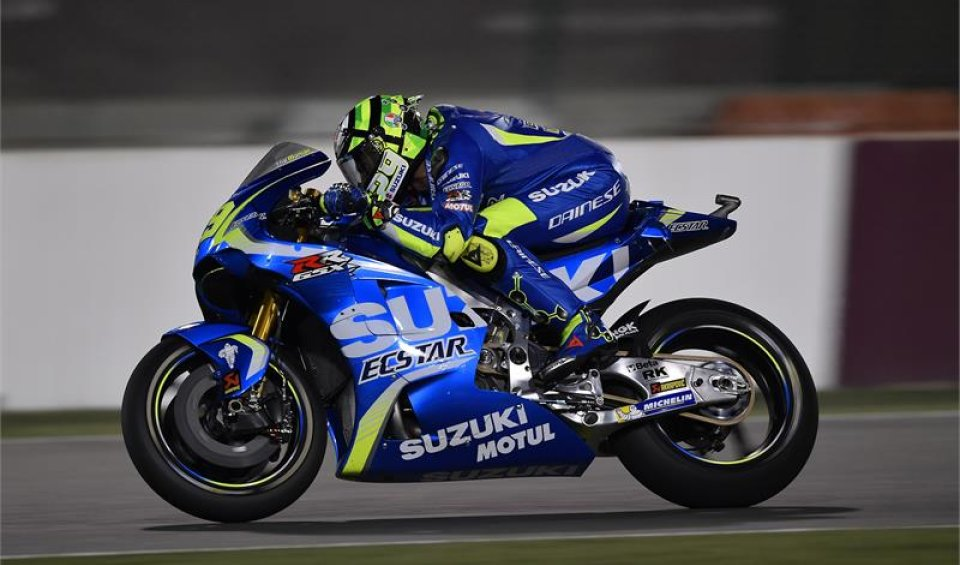 """MotoGP: Iannone: """"The Suzuki is fast and consistent now"""""""