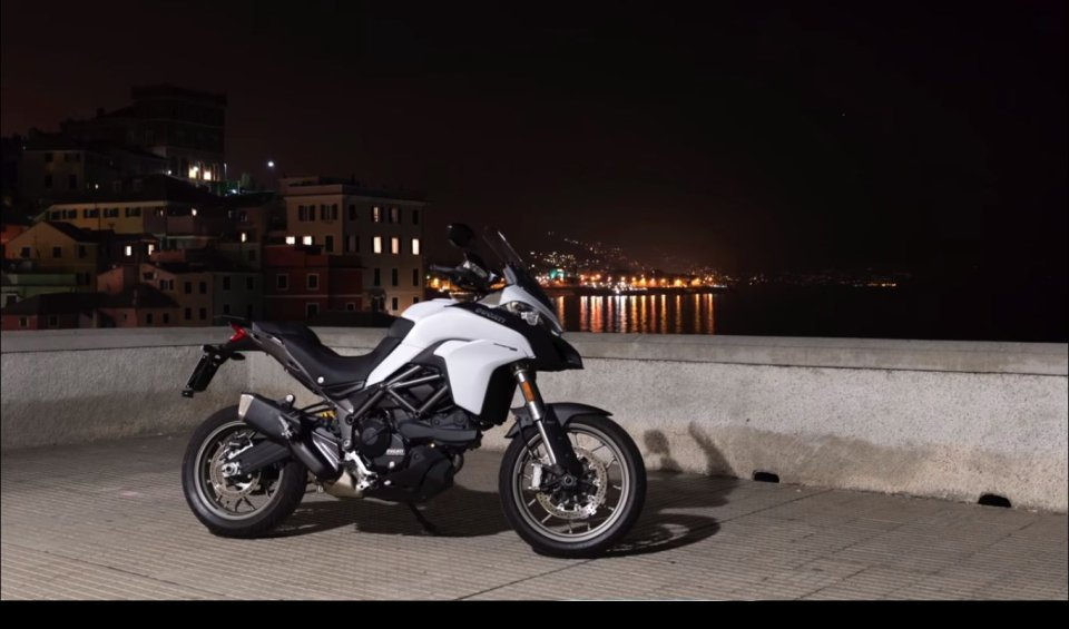 News Prodotto: Ducati Multistrada 950 - Italian Extraordinary Journeys: Genova