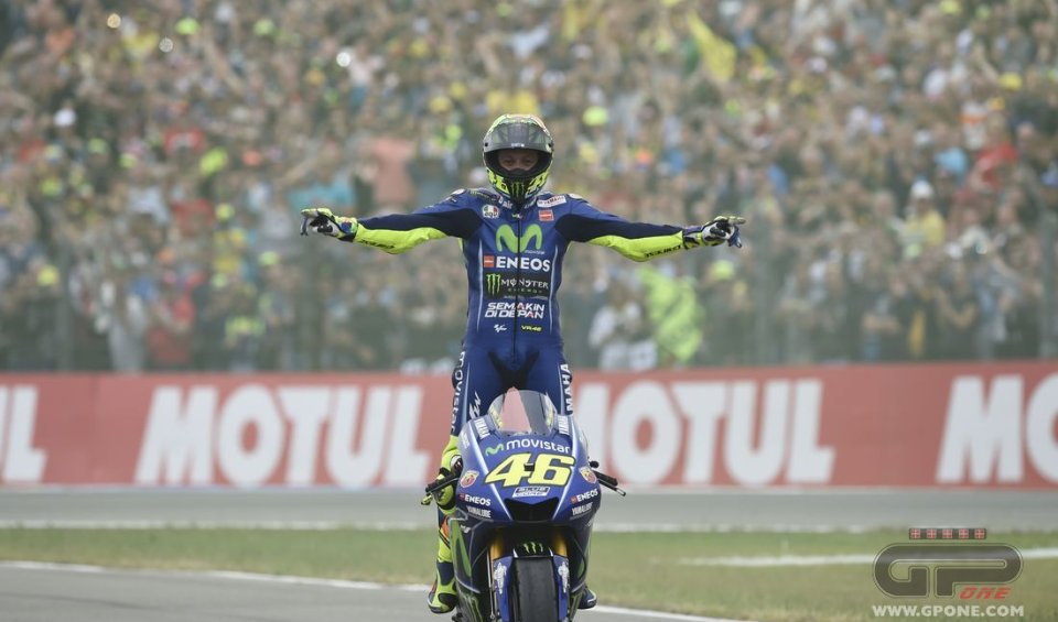 MotoGP: Rossi: I race only for the joy of winning
