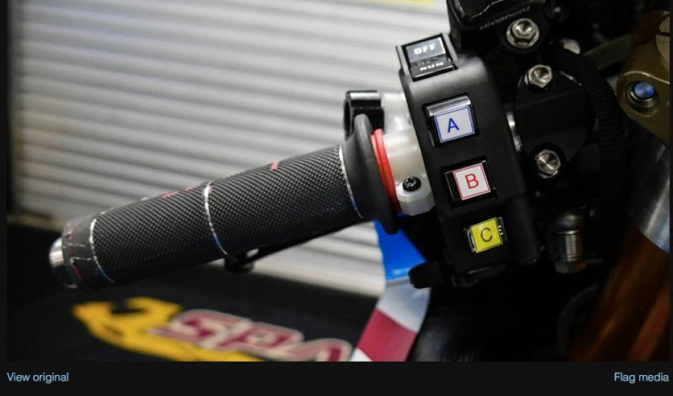 MotoGP: Marc VDS puts GPS on Miller's Honda