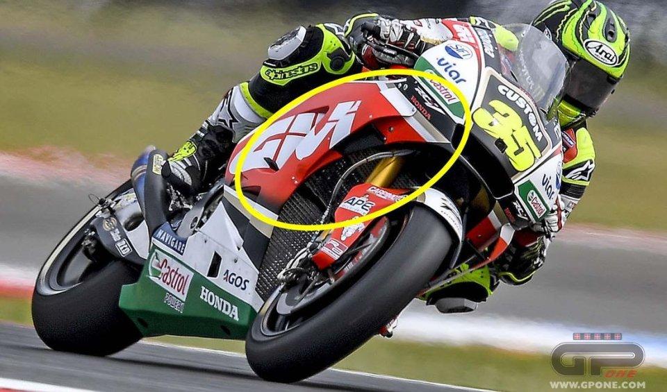 MotoGP: Ad Assen spuntano le ali alla Honda di Crutchlow