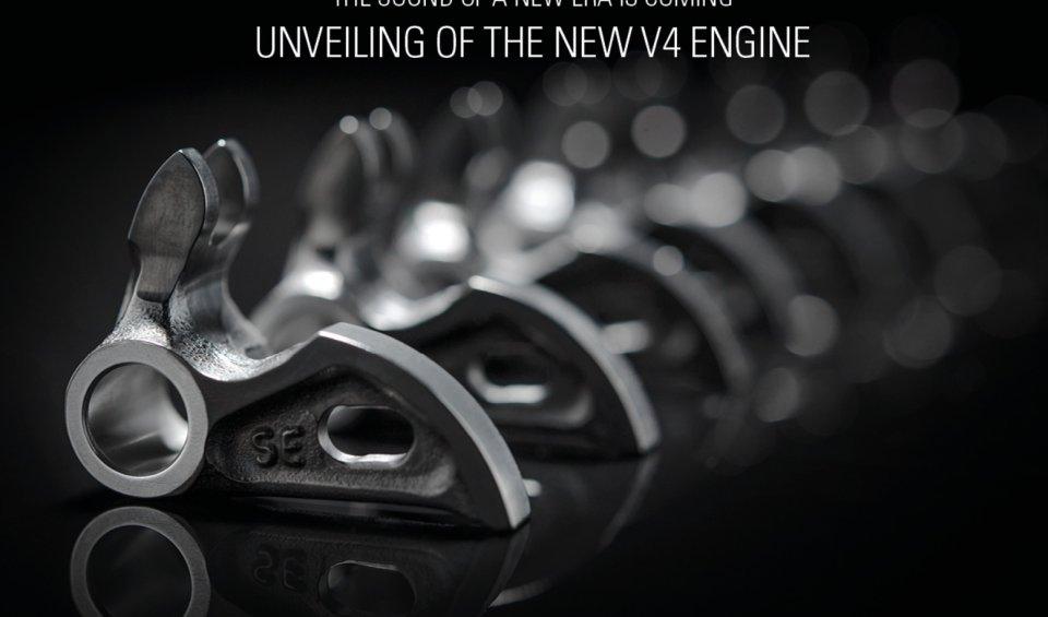 News Prodotto: Ducati: The sound of a new era is coming