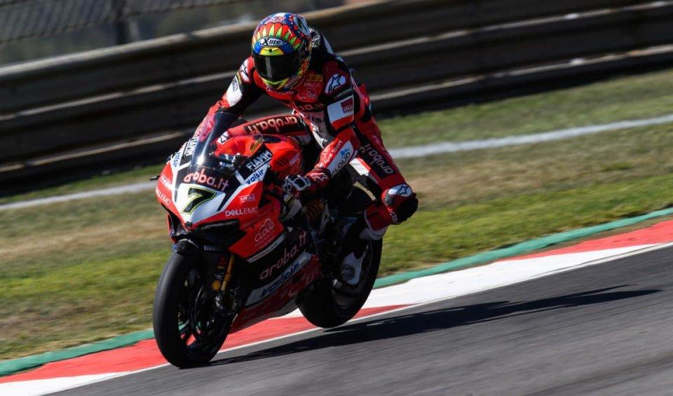 MotoGP: Davies: in Francia sarà tutta un'altra storia