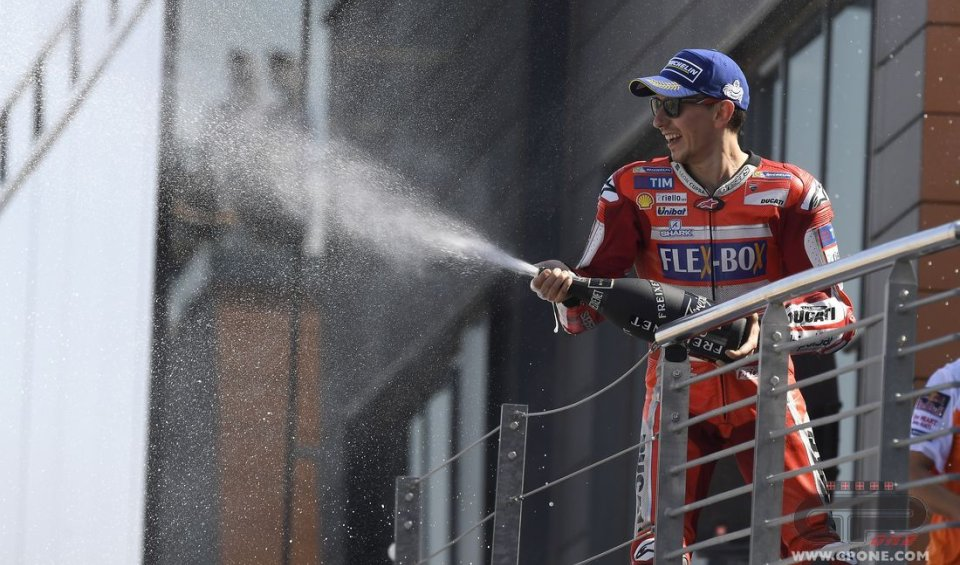 MotoGP: Lorenzo: The win is closer and closer