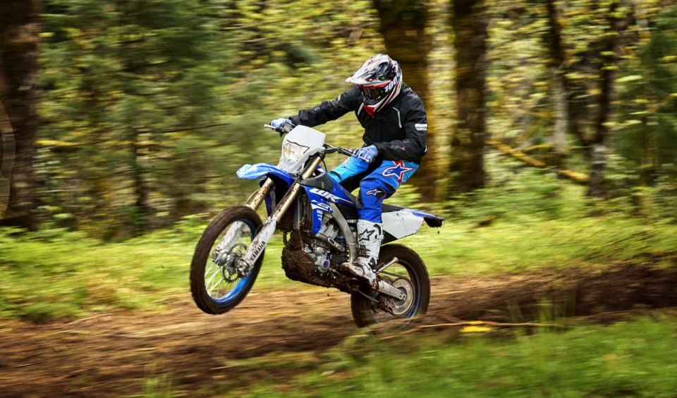 News Prodotto: Yamaha WR250F e WR450F m.y. 2018: migliorare, si può
