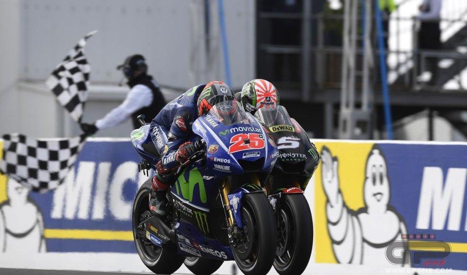 Moto3: Vinales: 3ª moto ufficiale? a Zarco non conviene