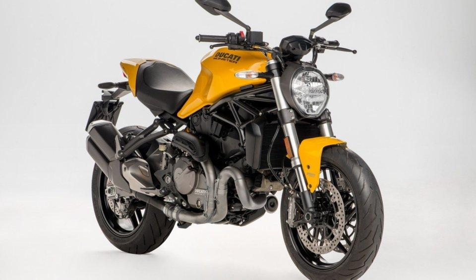 News Prodotto: Ducati, arriva il nuovo Monster 821