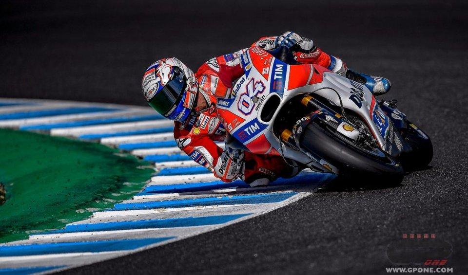 MotoGP: Test Jerez: Dovizioso da record, Crutchlow insegue