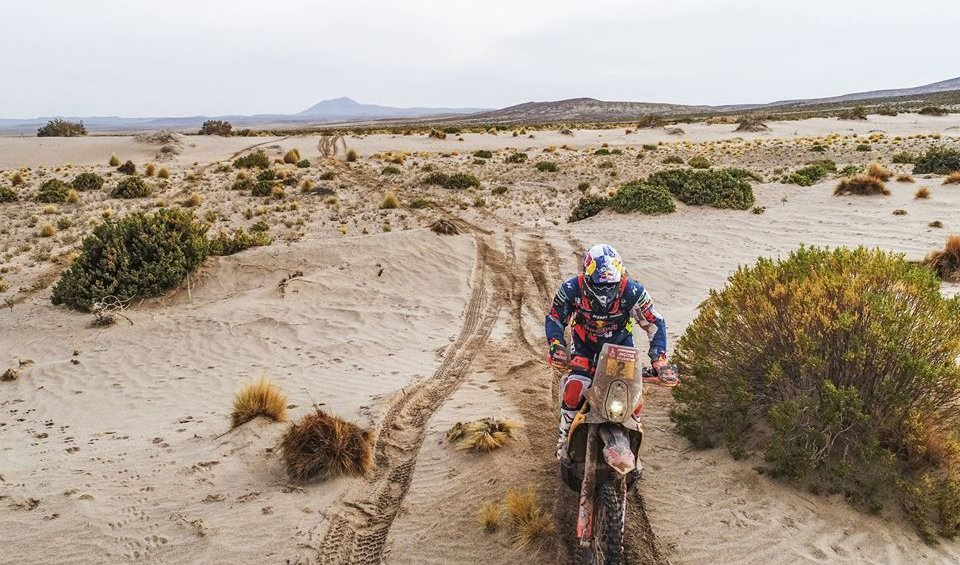 Dakar: Stage 10 shakes things up, Walkner takes the lead