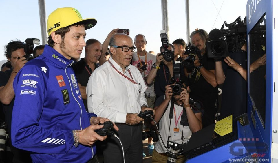 MotoGP: Ezpeleta: they say I favour Valentino? Of course