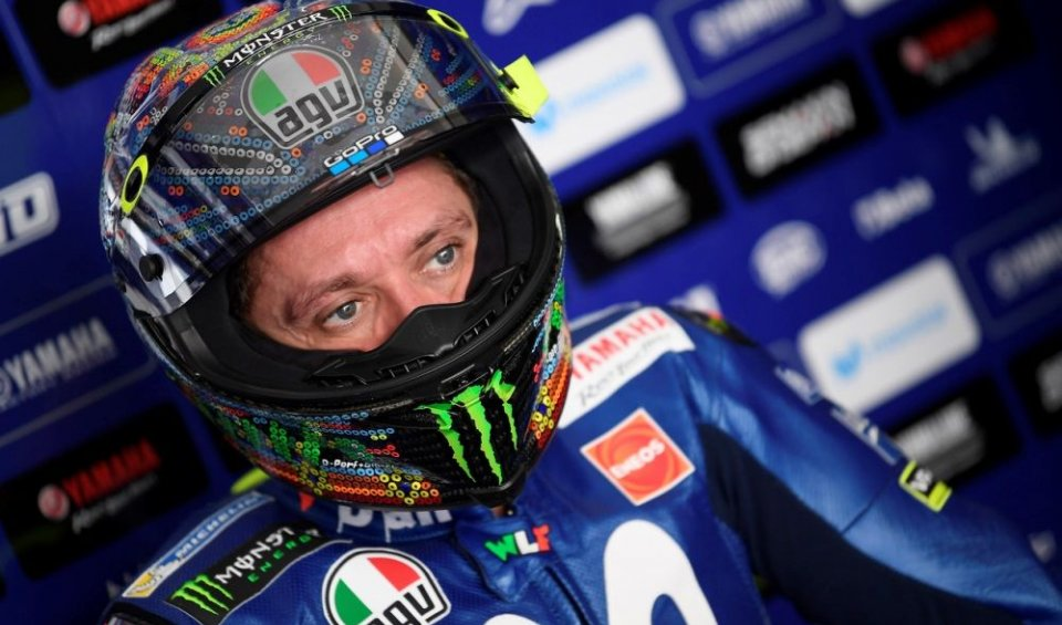 "MotoGP: Rossi: ""Racing in the rain at Qatar? I'm ready"""