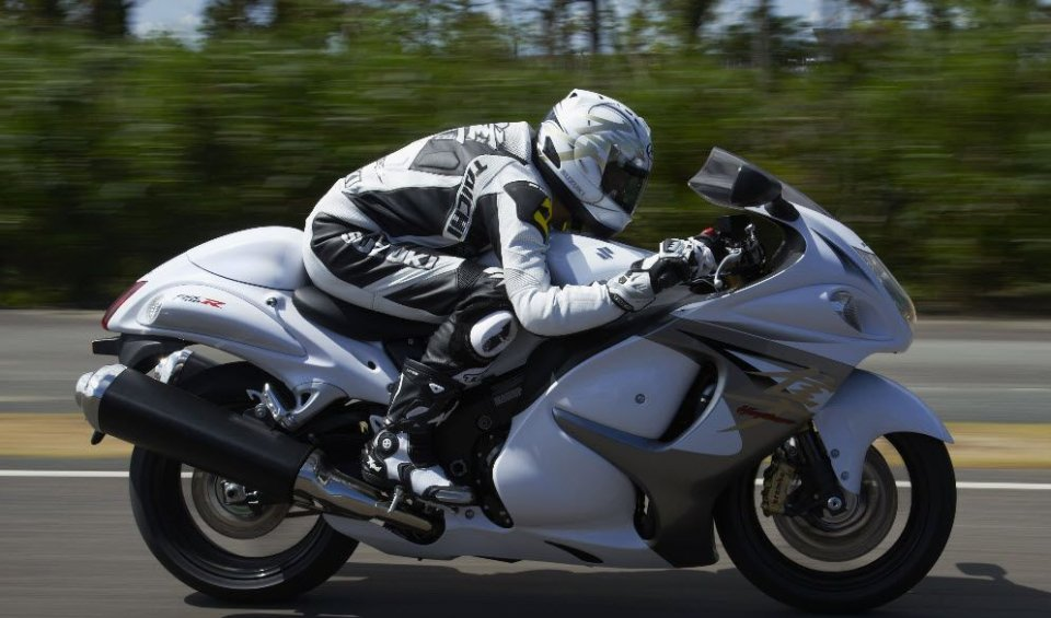 News Prodotto: Suzuki: torna la Hayabusa nel 2019