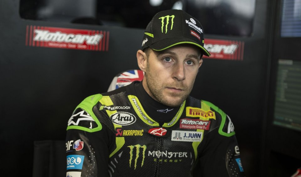 SBK: Rea: For a moment I thought about withdrawing